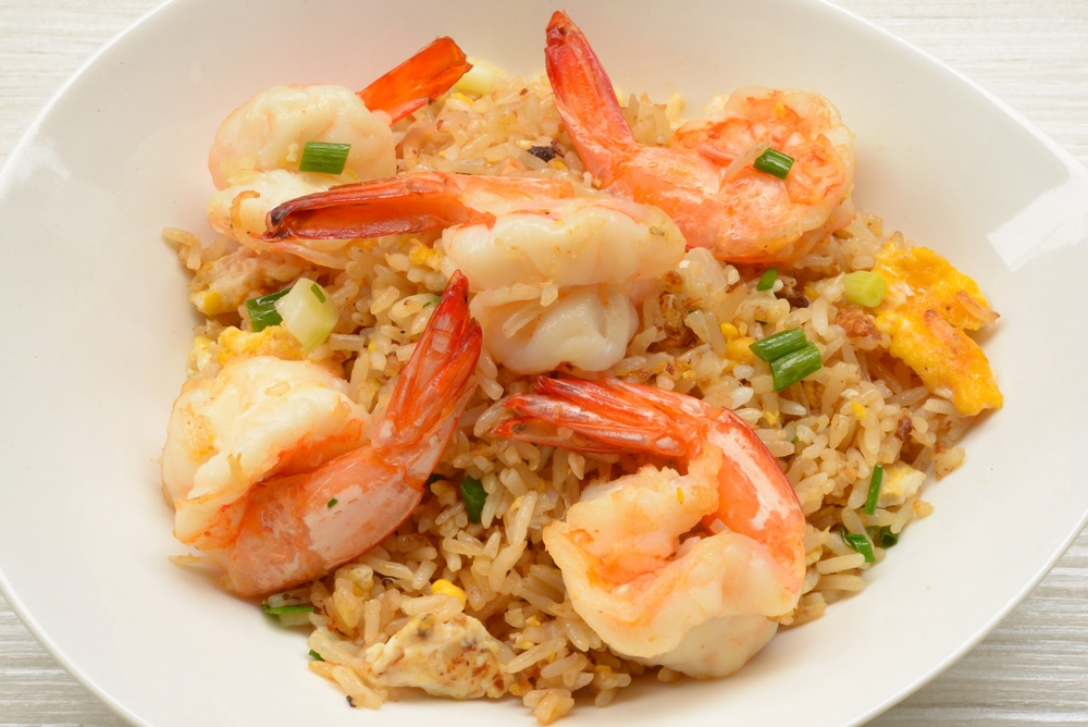 Facts About Calories In Shrimp Fried Rice