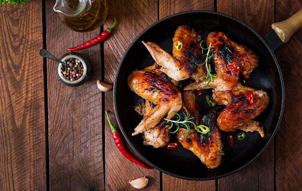 How-To-Control-The-Calories-In-Chicken-Wings-Baked-1