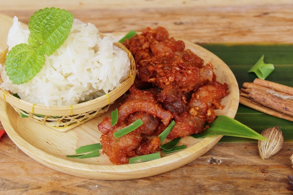 4-Interesting-Steps-To-Make-Calories-In-Pork-Fried-Rice-4