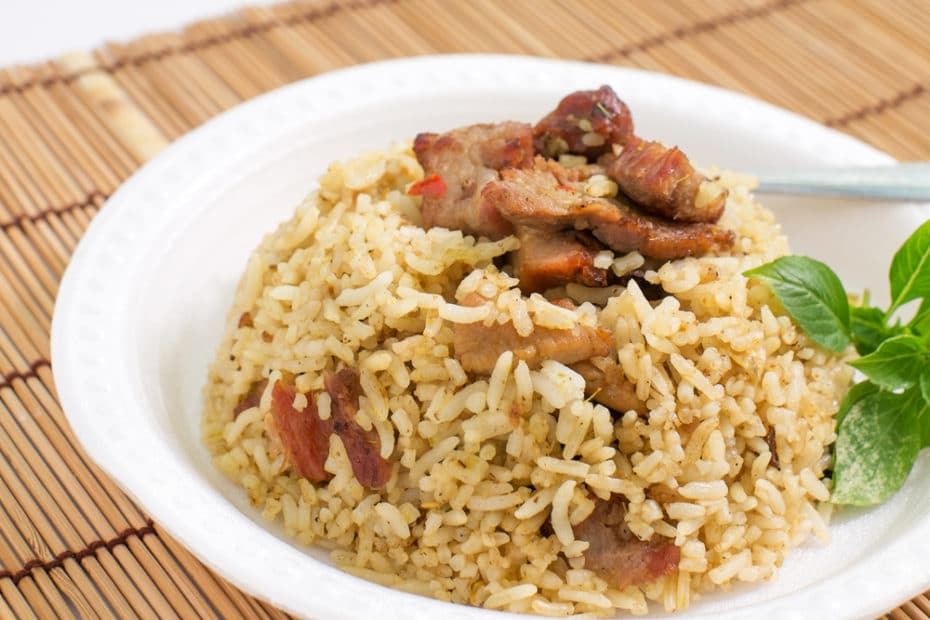 4-Interesting-Steps-To-Make-Calories-In-Pork-Fried-Rice